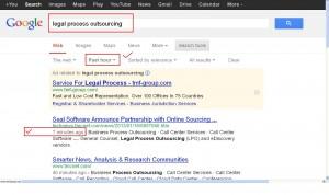 LPO search results